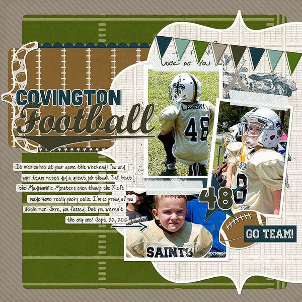 Covington Football