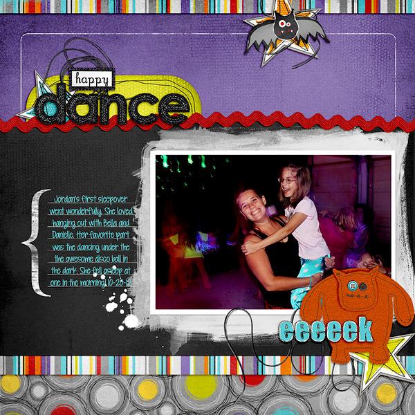 Happy Dance (Dani Mogstad)