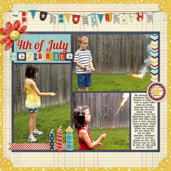 4th Of July (Dani Mogstad)