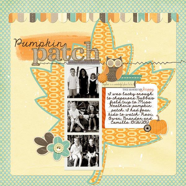 Pumpkin Patch (Dani Mogstad)