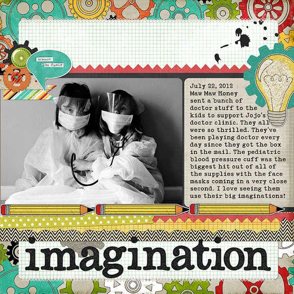 Imagination (Jessica Sprague, Dani Mogstad)