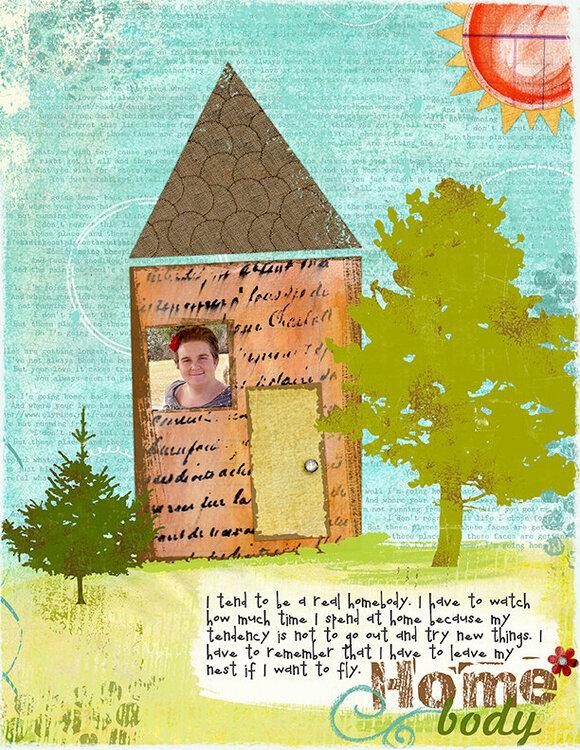 Homebody (Jessica Sprague)
