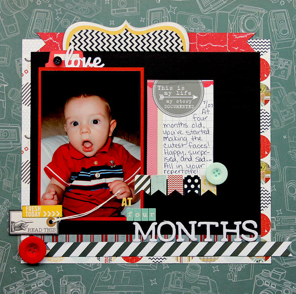At Four Months