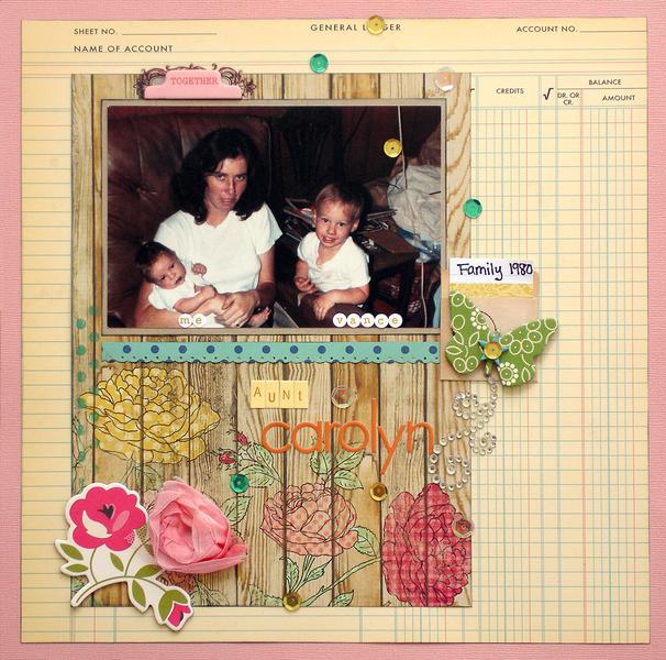 Aunt Carolyn (The Sampler Kit Club)