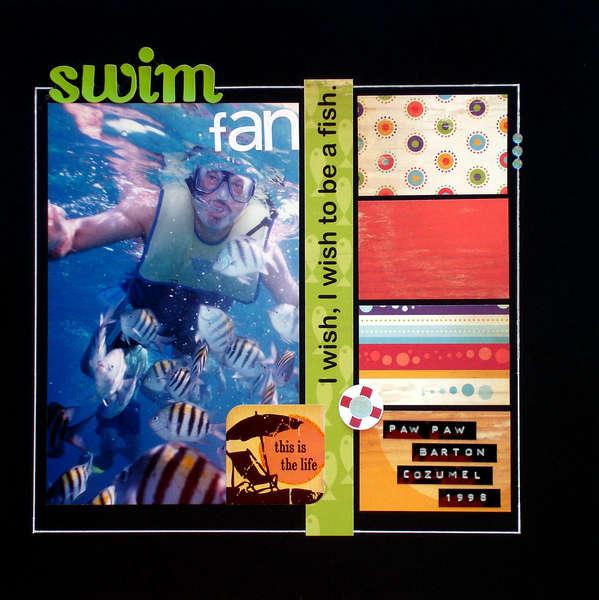 Swim Fan