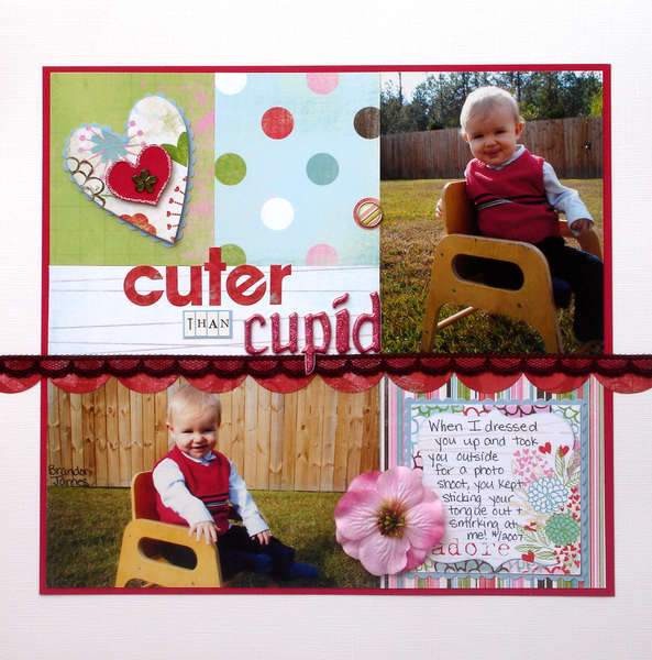 Cuter than Cupid