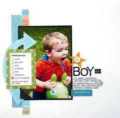 Boy Joy