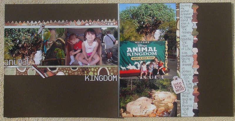 Animal Kingdom-2008 Disney Album