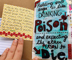 Art Journal (Drinking Poison)