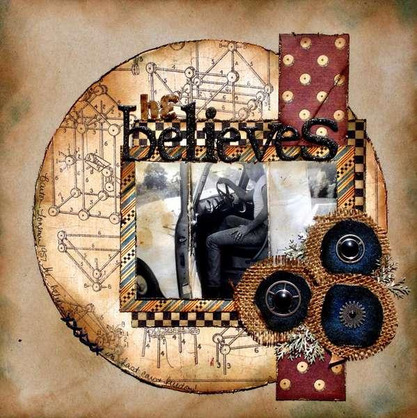 He Believes