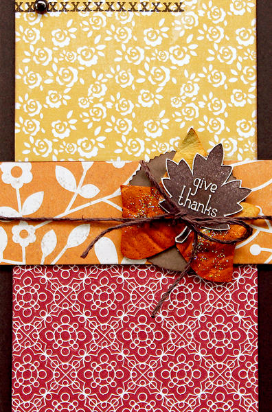 Give Thanks (Scraptastic Club)