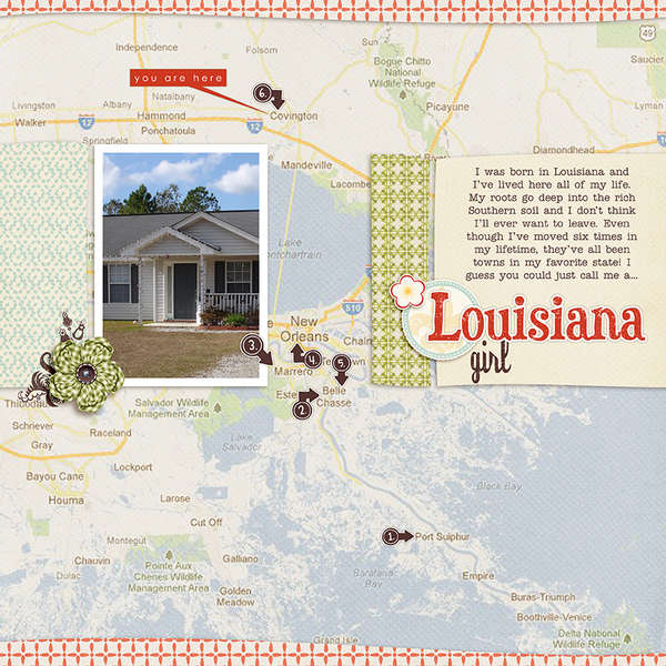 Louisiana Girl (The Queen Of Quirk)