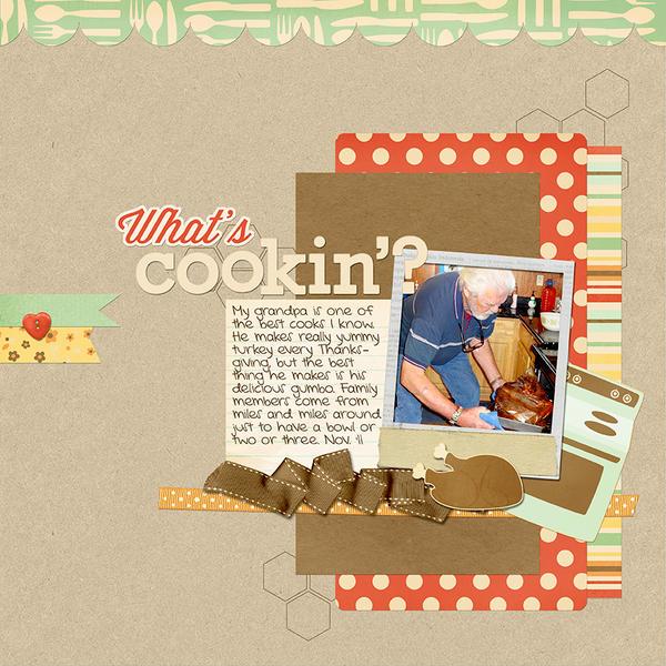 What's Cookin'? (Dani Mogstad)