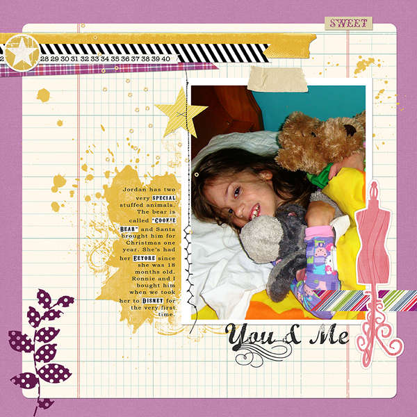 You & Me (Jessica Sprague)