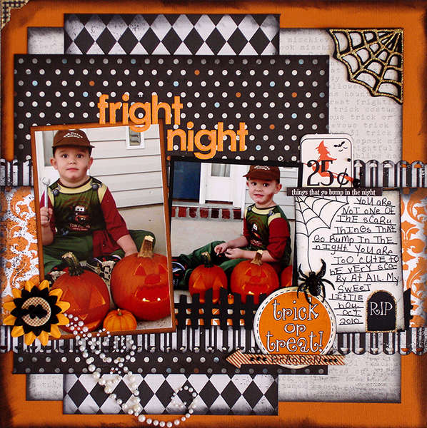 Fright Night (Scraptastic Club)