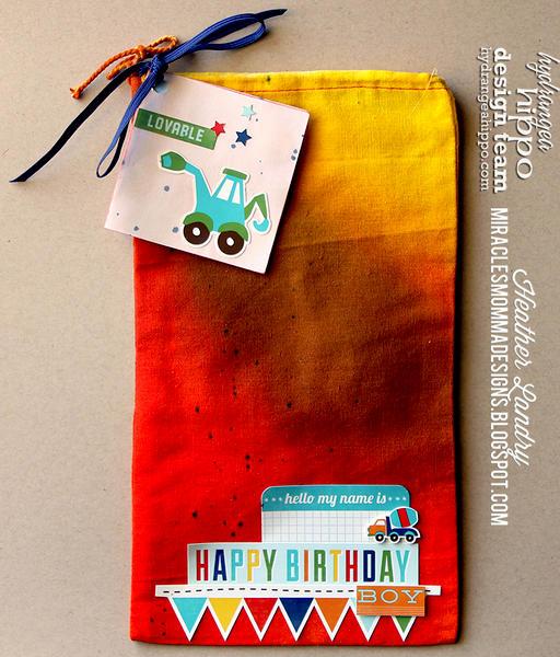 Birthday Boy Packaging