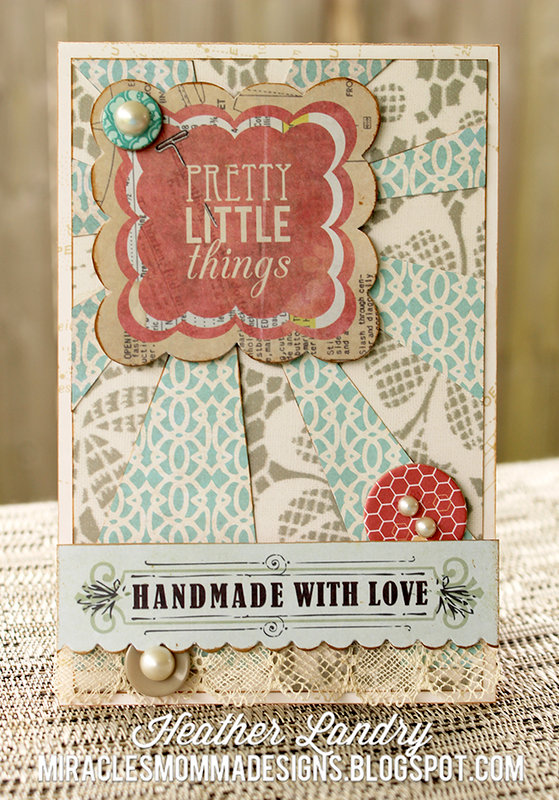 Pretty Little Things Card