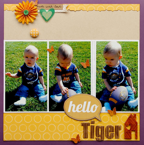 Hello Tiger
