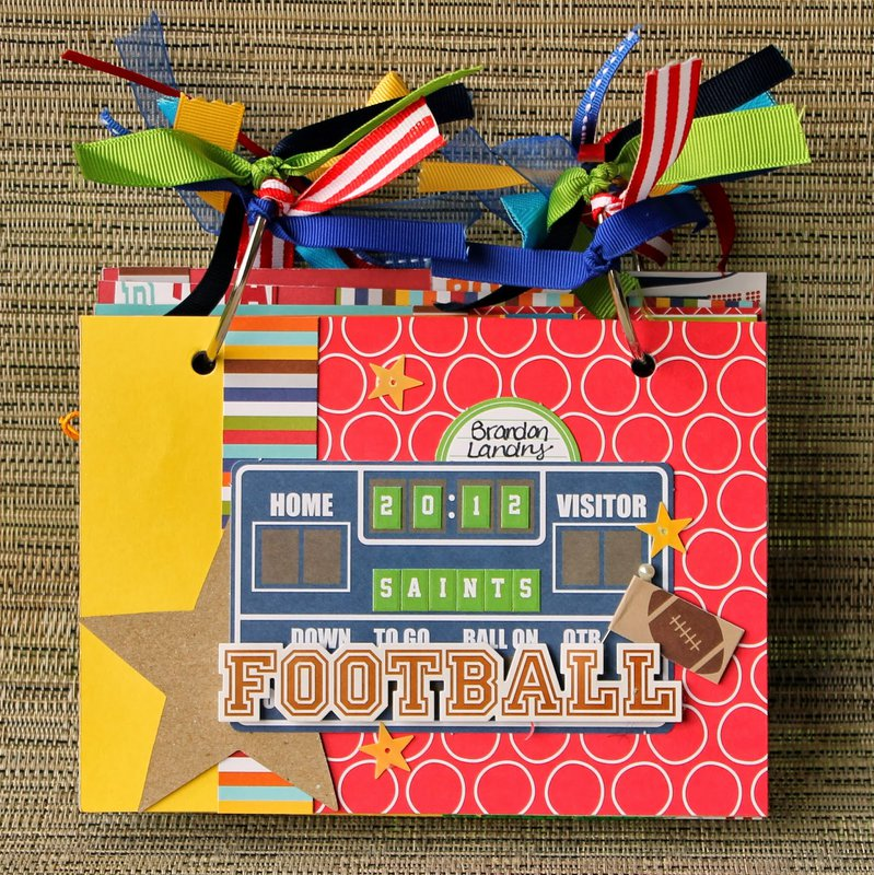 Football Mini Album