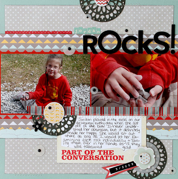 Jordan Rocks!