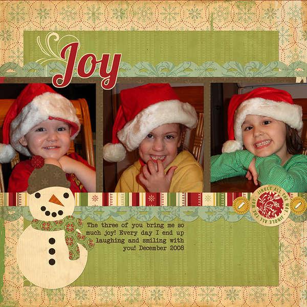 Joy (Jessica Sprague CT)