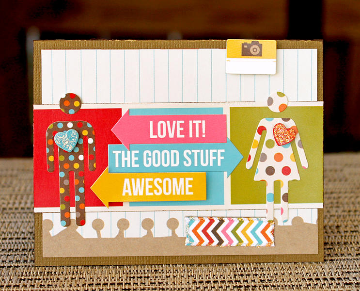 Anniversary Card (The Sampler Kit Club)