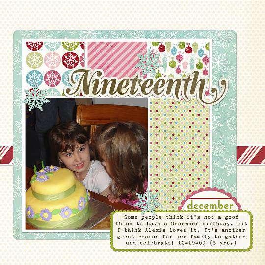 Nineteenth