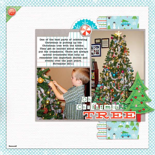 Oh Christmas Tree (KI Memories)
