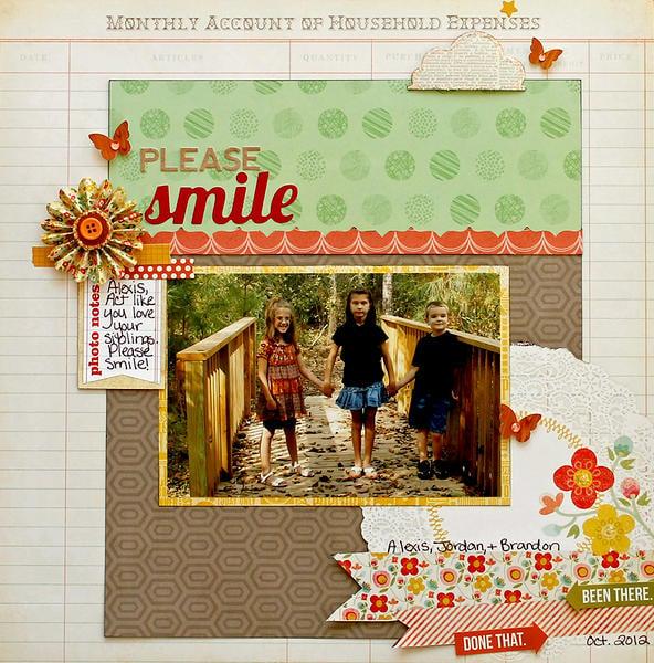 Please Smile (The Sampler Kit Club)
