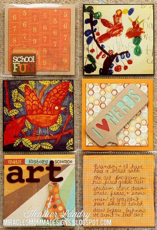 Art (I Love Nerds)