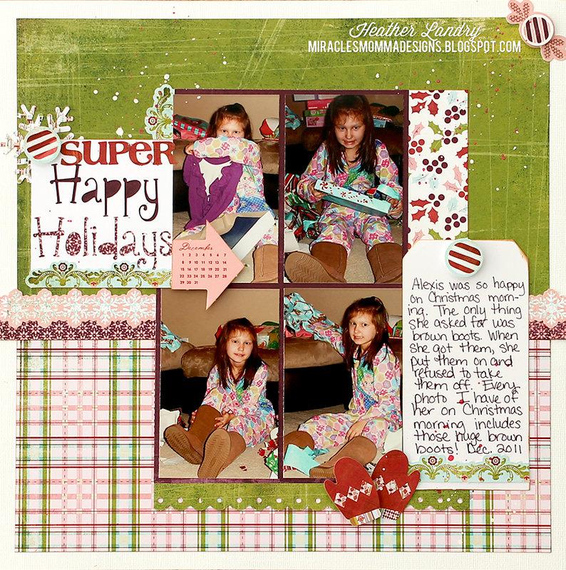 Super Happy Holidays