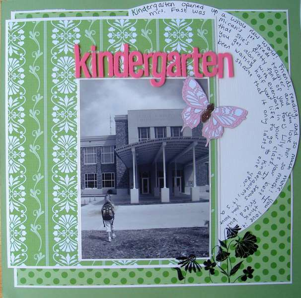 *SNA J/A 09* Kindergarten