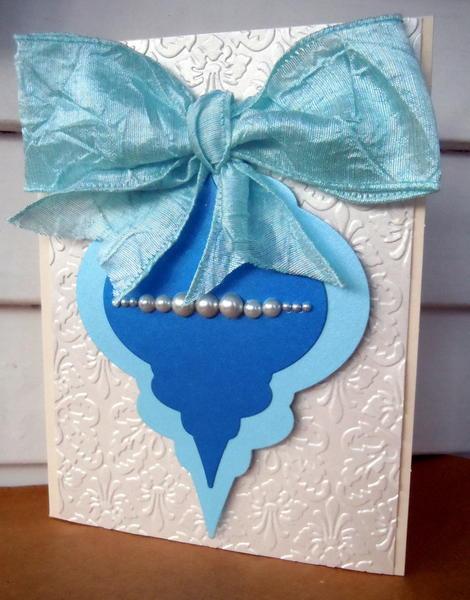 Ornament Card