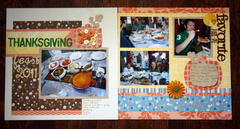 2 page Thanksgiving LOs