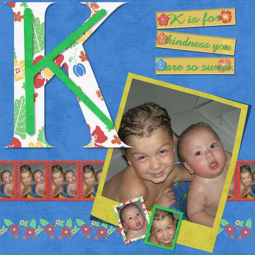 Daniel's K page