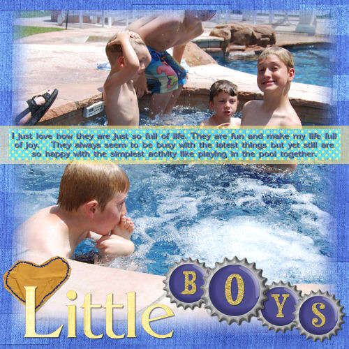 What I love about Little Boys