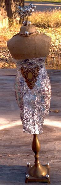 Foil lady--Strange swap
