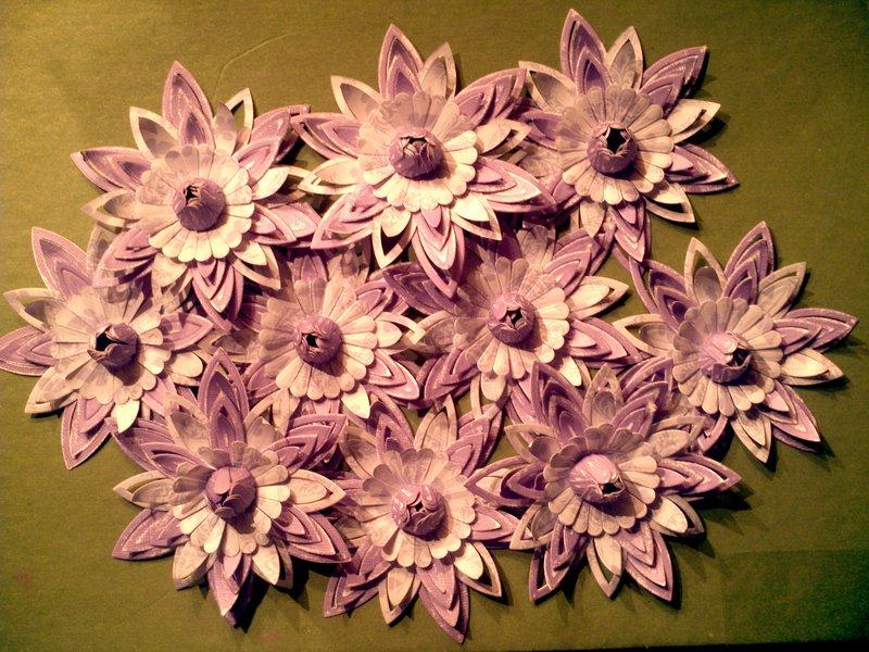 Lavendar #2 flowers