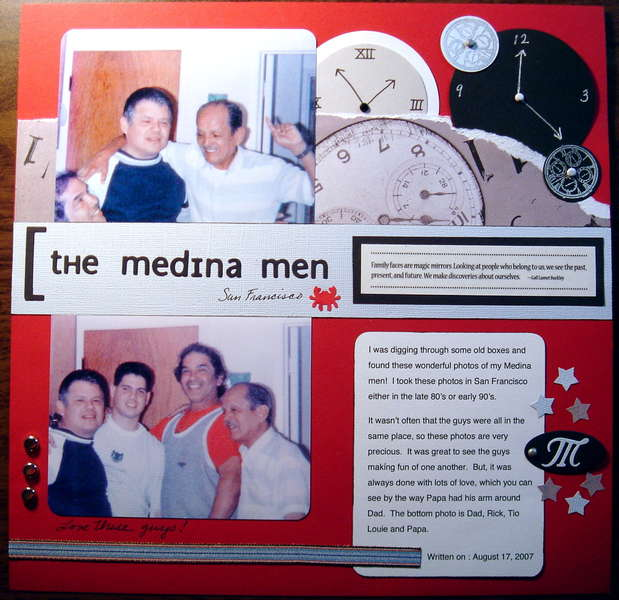 Medina Men (Revised)
