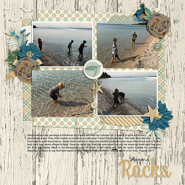 Hunting Rocks