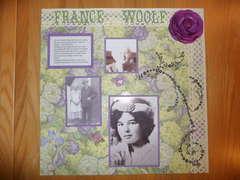 tribute to Grandma Iretta N. France Woolf