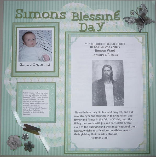 Simon's Blessing Day pg lo