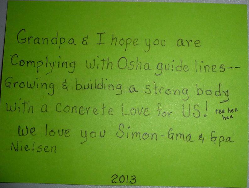 Valentine card message