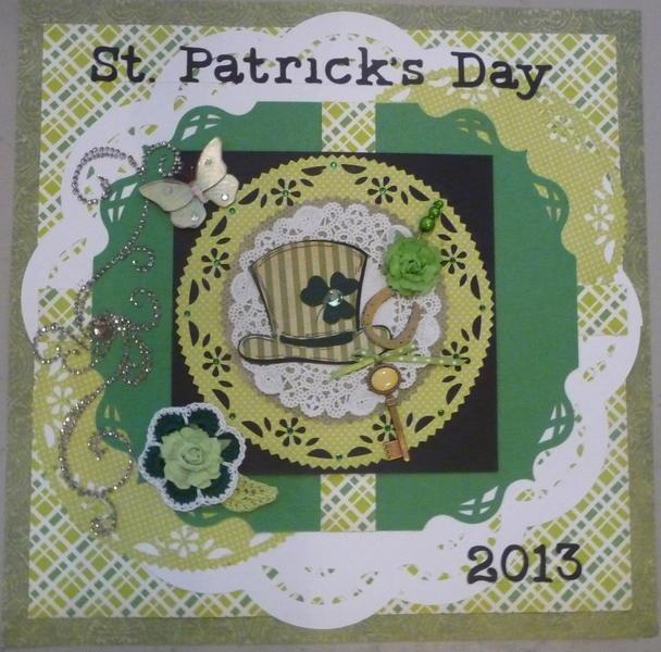 St. Patrick's Day pg lo 2013