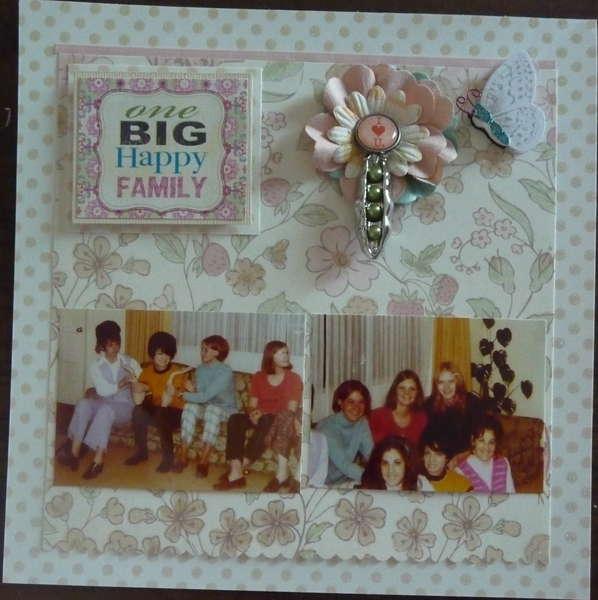 One Big Happy Family pg lo