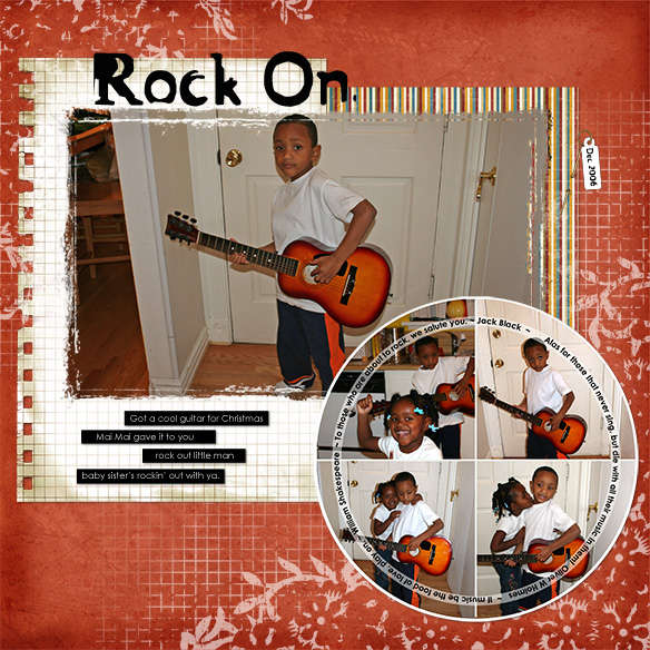 About 2 Rock