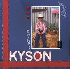 Cowboy Kyson