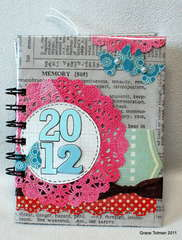 2012 Planner *Paper Bakery Dec Add On kit*