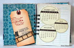 2012 Planner *Paper Bakery Dec Add On kit*2