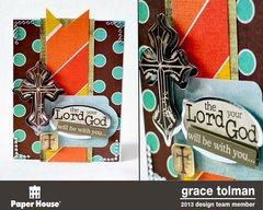 Faith card trio *Paper House* 3